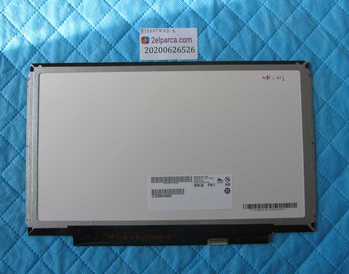 auo-133-slim-30pin-panel-b133xtn021-orjinal