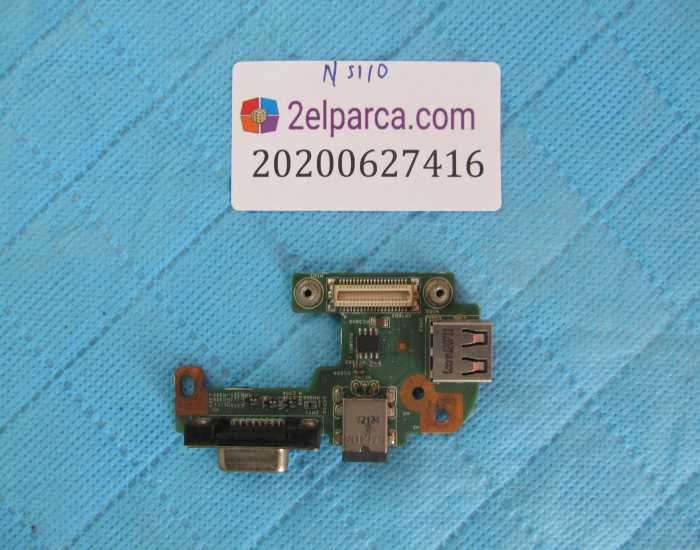 DELL N5110 POWER VGA VE USB BOARD